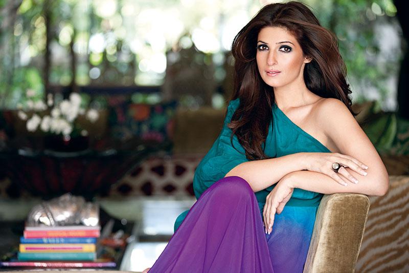 Twinkle Khanna, Bollywood Actress