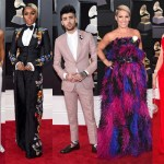 60th Annual Grammy Awards, Anna Kendrick, awards, Camilla Cabello, Cardi B, Celebrities, Chrissy Teigen, Featured, Grammys 2018, Hailee Steinfeld, John Legend, Lady Gaga, Lana Del Rey, Music, Musicians, Online Exclusive, Pink, Red Carpet, Red Carpet Glamour, Zayn Malik