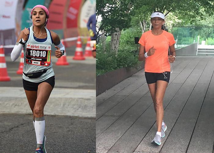 Anjali Saraogi, Elsie Nanji, Featured, Marathon Runner, Mrathon, Online Exclusive, Running, Tata Mumbai Marathon 2018, Training