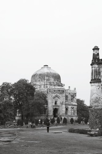 A Tomb in Lodhi Garden