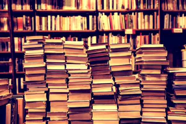 Lose yourself in the world of old and rare books!