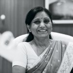 Usha Sangwan, Managing Director at Life Insurance Corporation of India