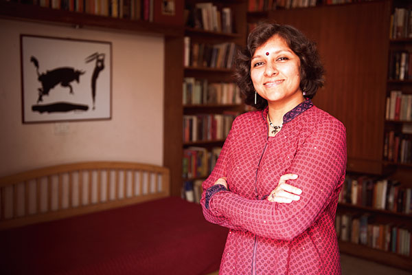 VK Karthika, Chief Editor and Publisher, HarperCollins India
