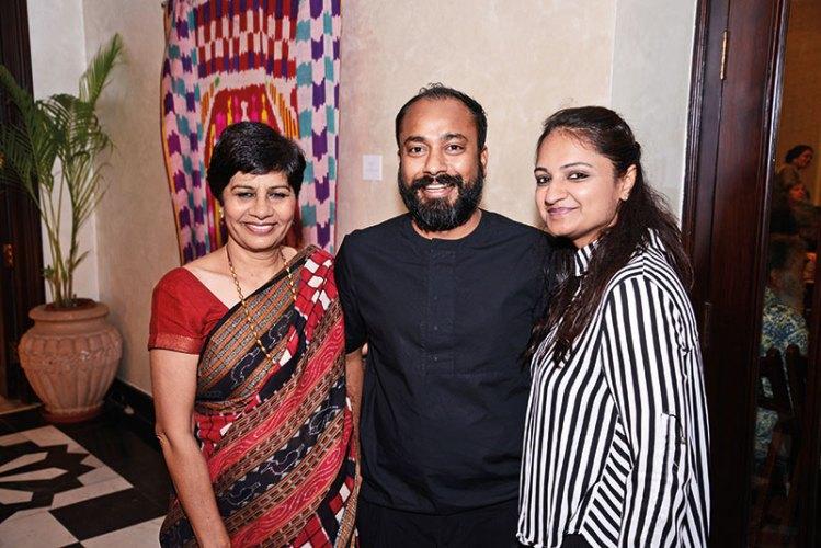Vandana Bhandari, Sanjay Garg, Rachna Anand