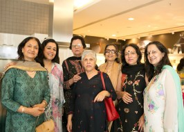 Veena Mohan, Savleen Thadani, Monica Poplai, Tara Kriplani, Rummi Madan, Pinni Paul, Kamini Tuli