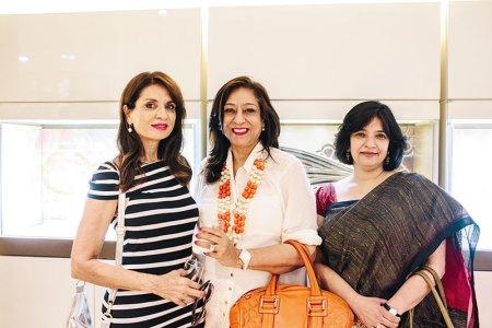 Malika Sharma, Nimrita Singh, Sheema Vohra