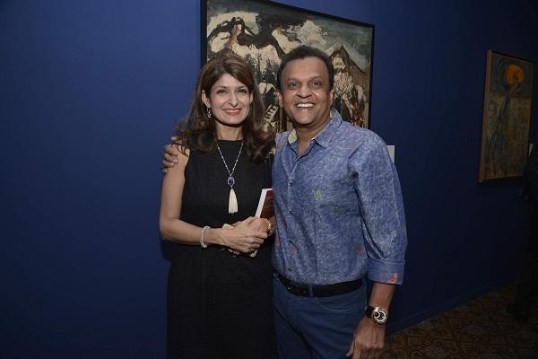Vidya and Shrenik Zaveri