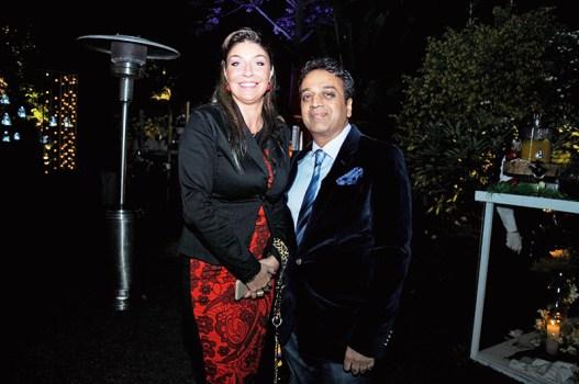 Vyara Petrova, Nalin Gupta