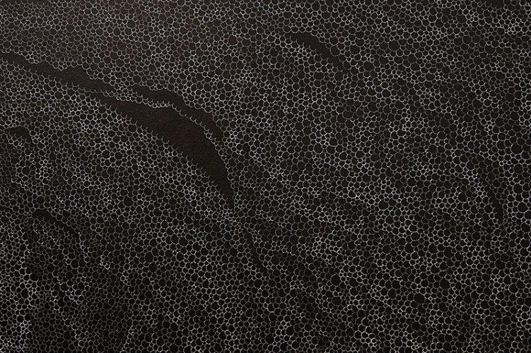 Waqas Khan, Oracle II, 2018, Archival ink on wasli paper, 244 cm x 132 cm