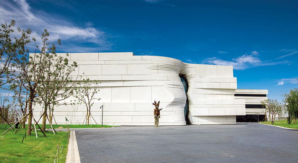 Yinchuan MOCA (Museum of Contemporary Art), Yinchuan Biennale, Bose Krishnamachari