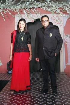Yogita and Sidharth Totuka