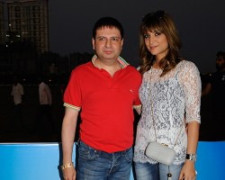 Yohan and Michelle Poonawalla