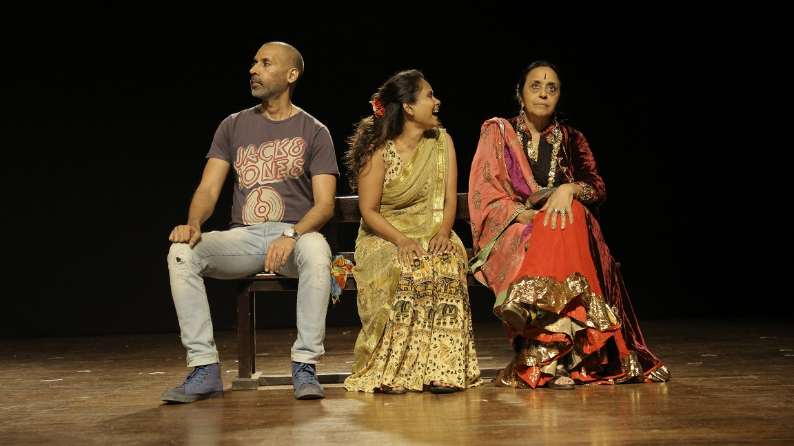 36 Ghante, actor, Featured, NCPA, Online Exclusive, Play, Rage, Rahul DaCunha, Rajit Kapur, Shernaz Patel, stage, Tata Theatre, Theatre, Yeh hai Mumbai meri jaan