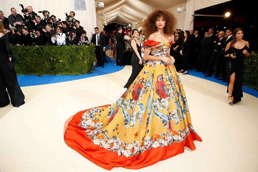 Zendaya in Dolce & Gabbana