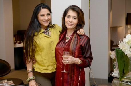 Aarti Surendranath, Tasneem Mehta
