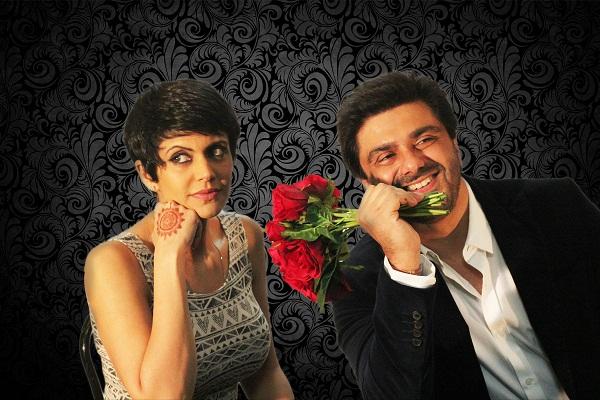 Mandira Bedi and Samir Soni