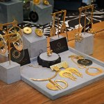 Jewellery designer Shaheen Abbas launched her new label Flower Child at Cottons & Satins