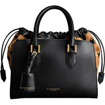 Burberry Prorsum personalised bag