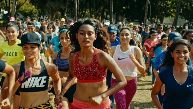 Nike's Da Da Ding ad