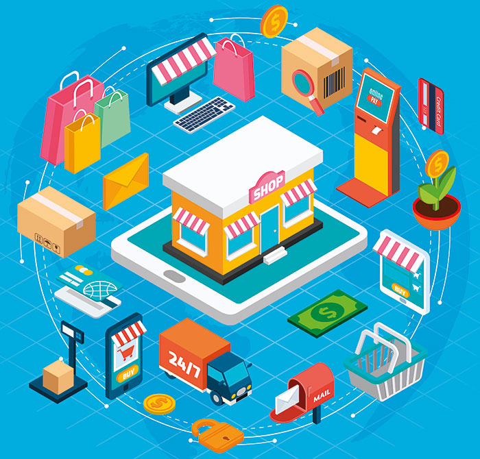 Mobile Shopping, Digital Payment