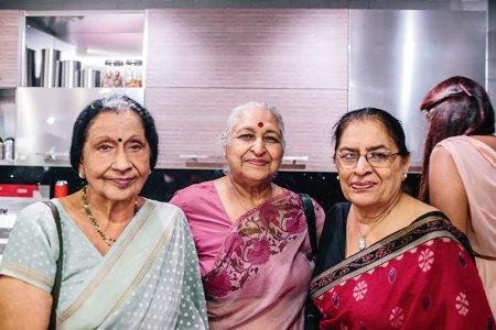 Veena Khosla, Suddha Kohli, Nimma Kandhari