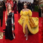 MET Gala 2015 rihanna sarah jessica parker jessica chastain miley cyrus amal clooney