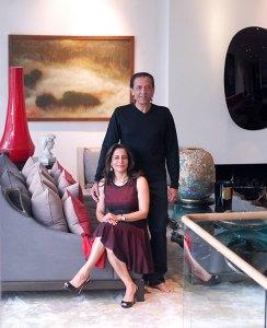 Shalini and Rajeev Misra