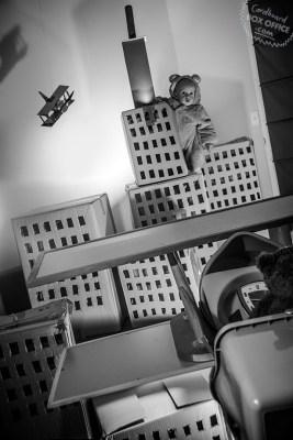 """King Kong"" from Cardboardboxoffice.com"