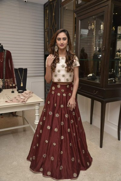 Krystle Dsouza in Payal Singhal