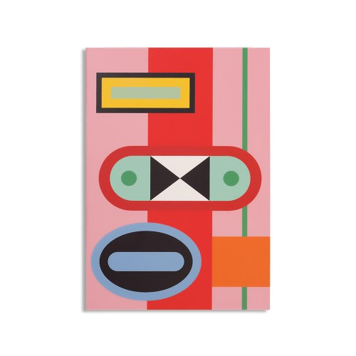 Rubberband's Nathalie Du Pasquier Notebook