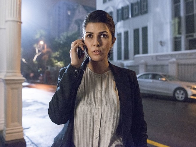 Nimrat Kaur in Homeland