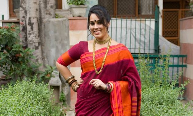 piyali bhattacharya, sari revival, the sari-torialist, indian american