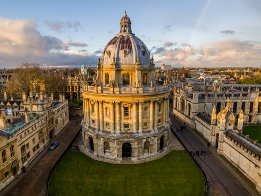 The Oxford University Library