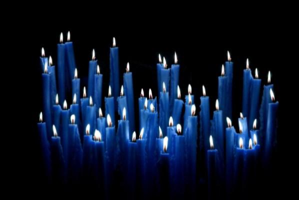Indigo Candles