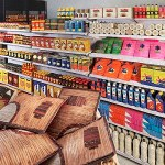 Supermarket by Dia Mehta Bhupal at Gallery Ske, New Delhi