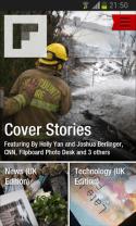 The App Bulletin, News Apps, Flipboard