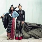 Sari, layering, fashion, shape shifter