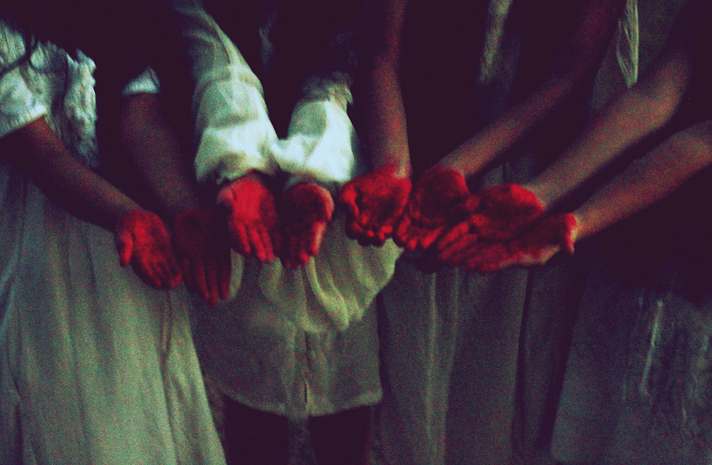 Fragile hearts by Bhumika Bhatia
