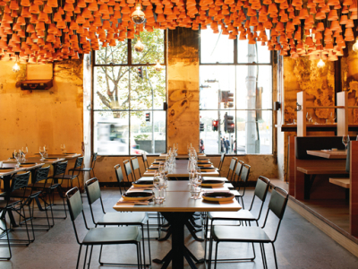 Modern flavours at Gazi, Melbourne
