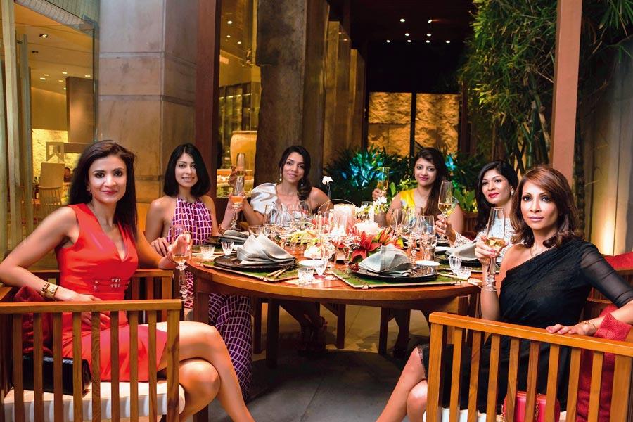 Sanchita Ajjampur: Sophisticated get-togethers