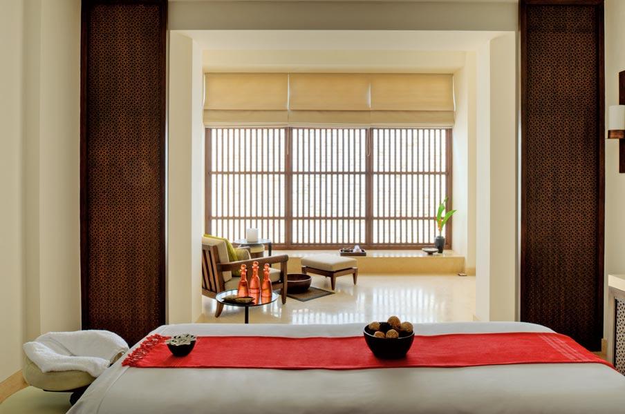 Shamana Spa Suite, Grand Hyatt, Goa