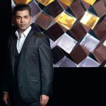 Karan Johar for Verve cover
