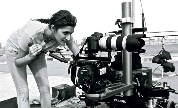 Gauri Chadha for Verve