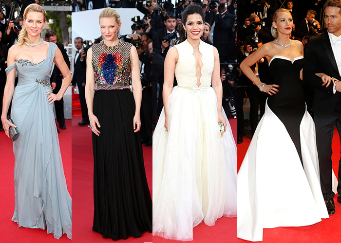 Red carpet day 3 Cannes