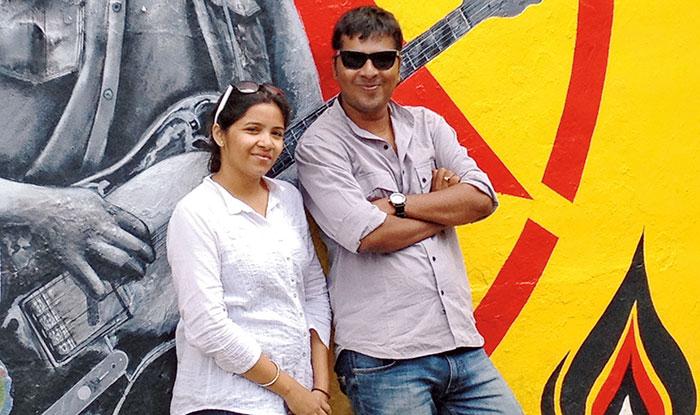 Swarupa Ananth, Shriram Sampath