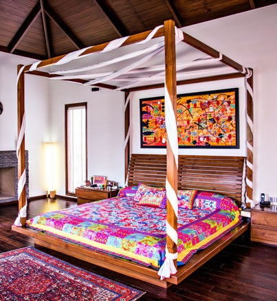 Designer Payal Jain's home