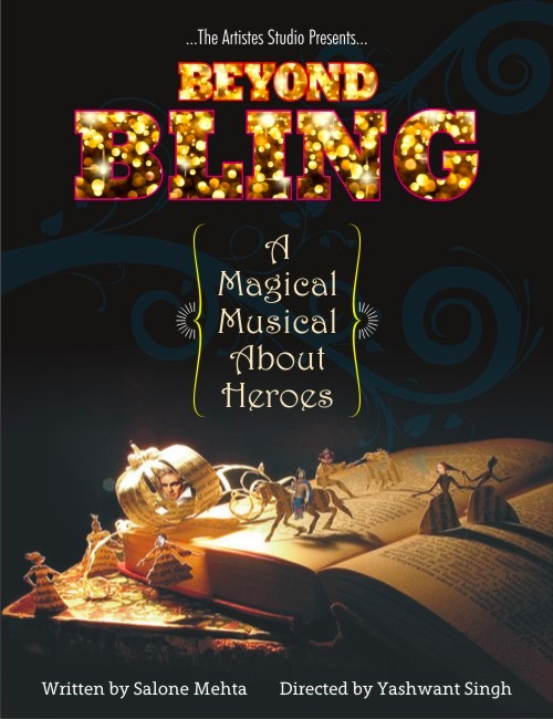Beyond Bling, Music, Indian, Theatre, Melody Jigs Theatrics, Indian, Musical