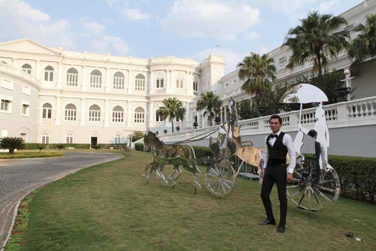 Taj Khazana Grand Trunk Show Hyderabad with The Great Eastern Home