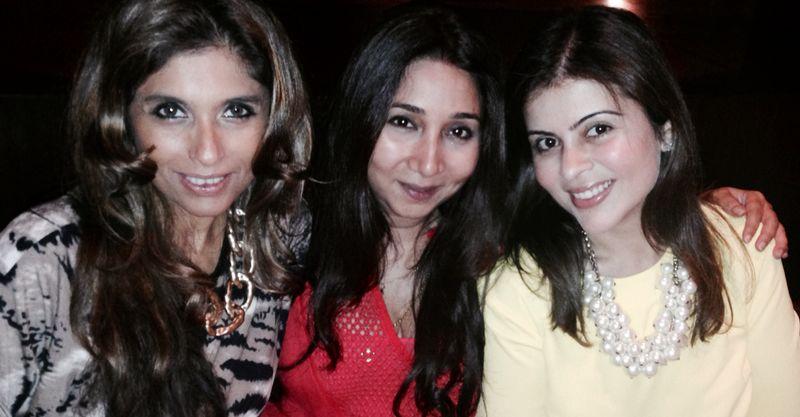 Society Diary: Roohi Jaikishan, Maneka Thadani, Nisha Jhangiani