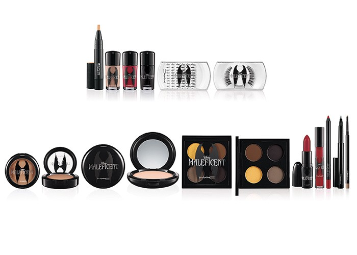 MAC Maleficent collection